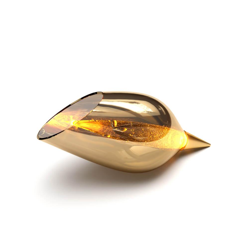 Shape B – Crystal aurum nano coating (on)