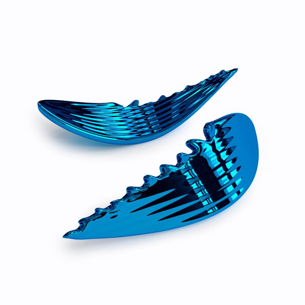 Titan blue nano coating