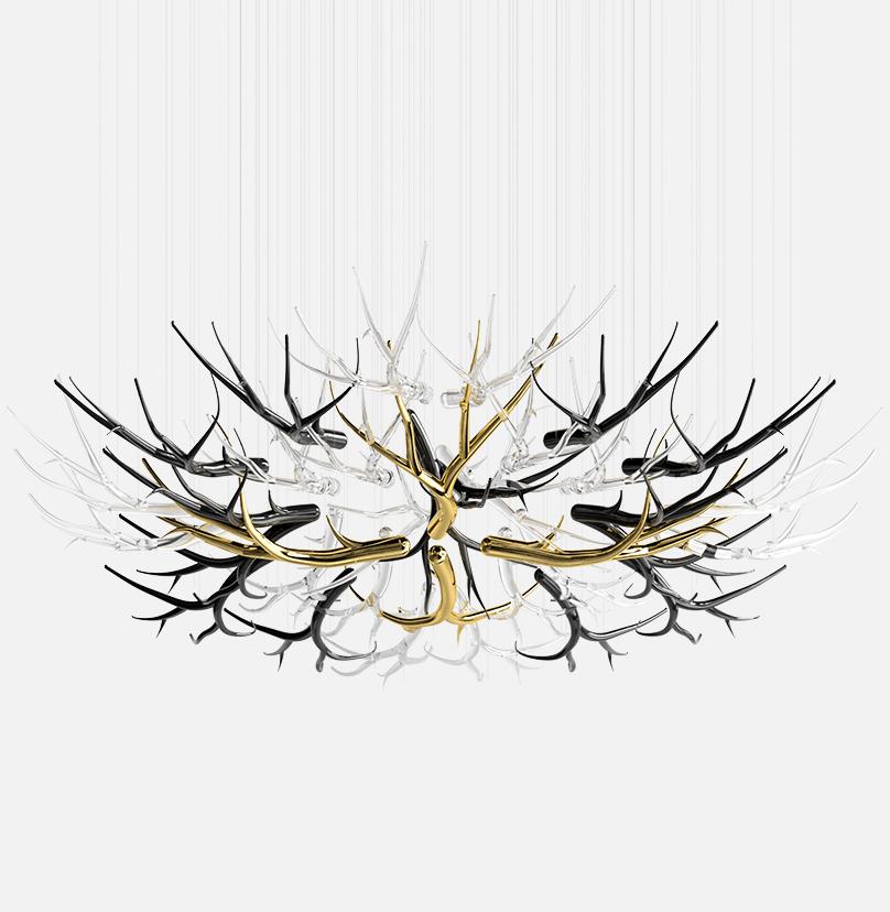Antlers Composition Sans Souci Lighting