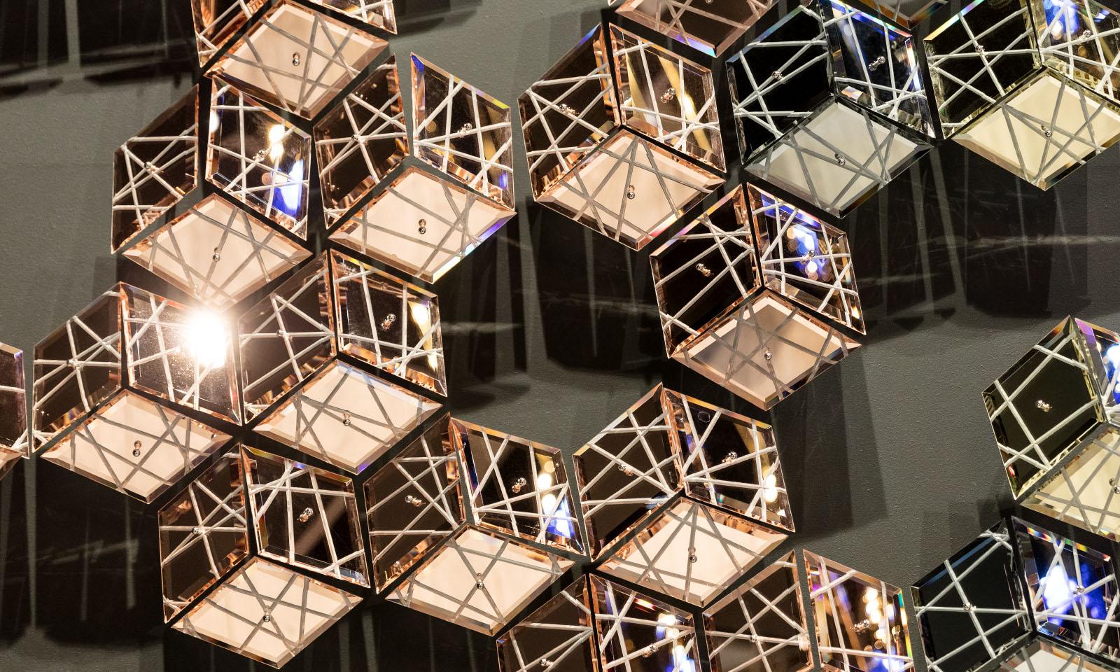 Diamond Wall – Sans Souci Lighting