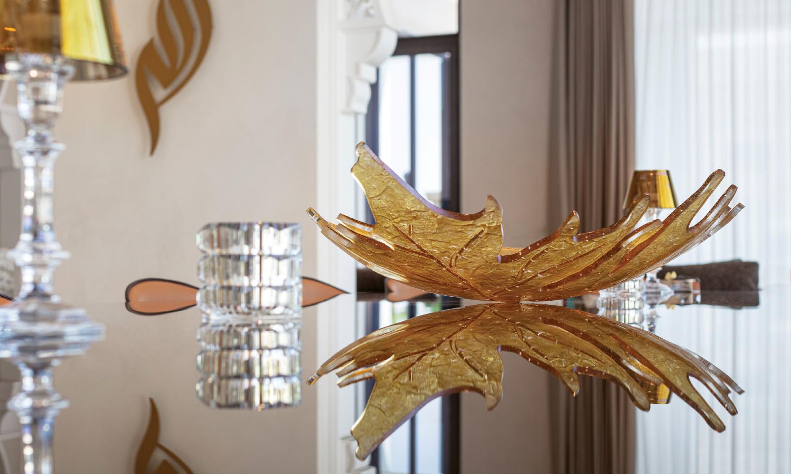 Sans Souci Lighting: Private Residence, Dubai