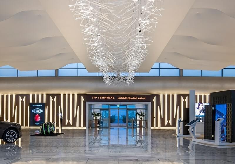Jetex FBO Terminal
