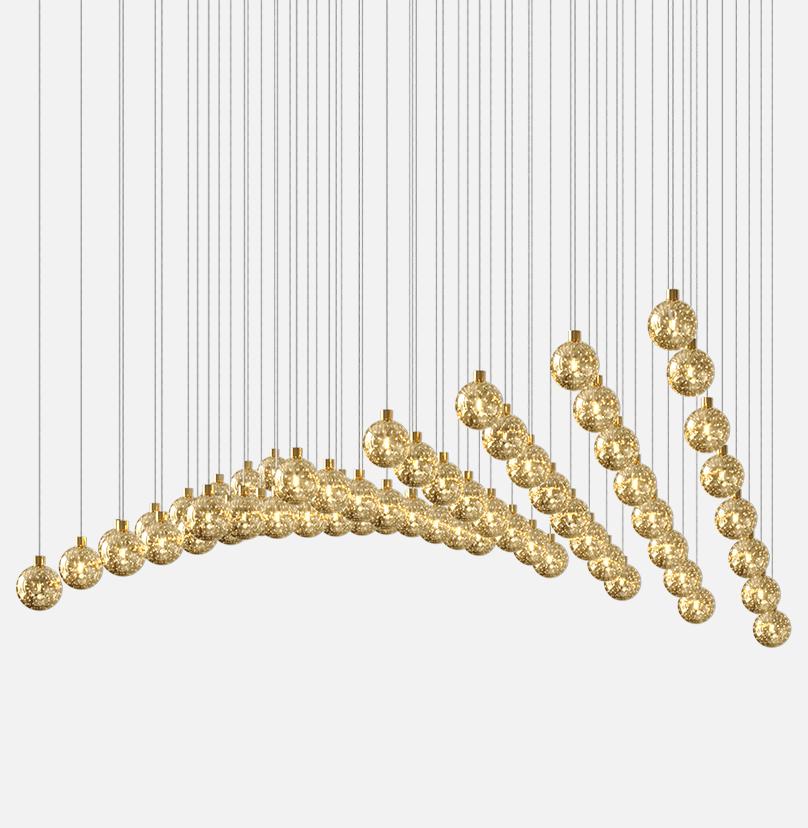 Twinkle Composition Sans Souci Lighting